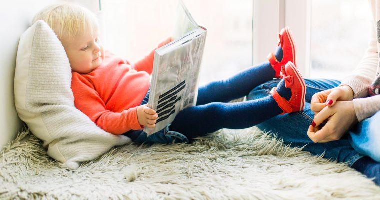 Pomóż dziecku w nauce języka. Praktyczne wskazówki